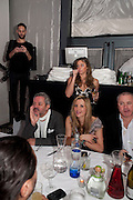 "NELLEE HOOPER, LAURA BARDIGEU; DAMIEN HIRST; , Andy Valmorbida hosts party to  honor artist Raphael Mazzucco and Executive Editors Jimmy Iovine and Sean ÒDiddyÓ Combs with a presentation of works from their new book, Culo by Mazzucco. Dinner at Mr.ÊChow at the W South Beach.Ê2201 Collins Avenue,Miami Art Basel 2 December 2011<br /> NELLEE HOOPER, LAURA BARDIGEU; DAMIEN HIRST; , Andy Valmorbida hosts party to  honor artist Raphael Mazzucco and Executive Editors Jimmy Iovine and Sean ""Diddy"" Combs with a presentation of works from their new book, Culo by Mazzucco. Dinner at Mr. Chow at the W South Beach. 2201 Collins Avenue,Miami Art Basel 2 December 2011"