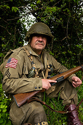 Nww2A Fort Paull - 82nd Airborne 505th Parachute Infantry Regiment<br /> <br />  Copyright Paul David Drabble<br /> 5th & 6th May 2019<br />  www.pauldaviddrabble.co.uk