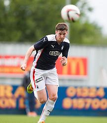Falkirk's Conor McGrandles. Falkirk  2 v 2 Rotherham Utd, pre-seaon friendly.<br /> © Michael Schofield.