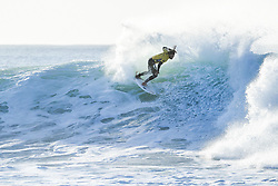 July 19, 2017 - Current No.1 on the Jeep Leaderboard Matt Wilkinson of Australia advances to the Quarterfinals of the Corona Open J-Bay after winning Heat 4 of Round Four at pumping overhead Supertubes, Jeffreys Bay, South Africa...Corona Open J-Bay, Eastern Cape, South Africa - 19 Jul 2017. (Credit Image: © Rex Shutterstock via ZUMA Press)