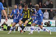 Burton Albion v Gillingham 300416
