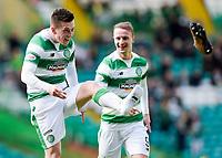 06/03/16 WILLIAM HILL SCOTTISH CUP QUARTER-FINAL<br /> CELTIC v MORTON<br /> CELTIC PARK - GLASGOW<br /> Celtic's Callum McGregor celebrates his goal