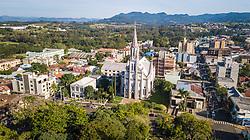 Igreja Matriz N.S.do Perpétuo Socorro em Arroio do Meio. FOTO: Jefferson Bernardes/ Agência Preview