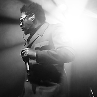 Roots Manuva performing live at The Ritz, Manchester, 2012-01-27