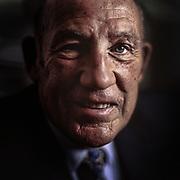 Stirling Moss Portrait