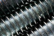 Photo Randy Vanderveen.Close up shot of bolts.