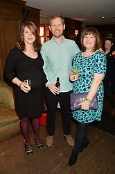 xxxx at a party to celebrate the publication of The Stylist by Rosie Nixon held at Soho House, London on 10th February 2016.