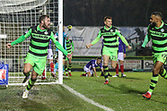Forest Green Rovers v Exeter City 021217