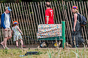 Henham Park, Suffolk, 20 July 2019. The 2019 Latitude Festival.