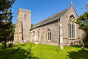 Village parish church of  All Saints, Thorndon, Suffolk, England, UK
