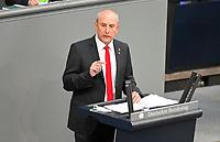 DEU, Deutschland, Germany, Berlin, 23.06.2021: Michael Gerdes (SPD) bei einer Rede in der Plenarsitzung im Deutschen Bundestag.