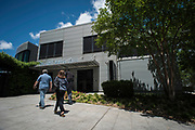 MONTGOMERY, AL -- 5/25/17 -- The Civil Rights Memorial Center is located in the former headquarters of the Southern Poverty Law Center. Dedicated to telling the story of the Civil Rights Movement, the museum sees 40,000 visitors a year. <br /> Civil Rights attorney Morris Dees co-founded the Southern Poverty Law Center in 1971. The group has taken on the Ku Klux Klan and fought for against hate for decades, but is now facing criticism that it has labeled some groups without just cause..…by André Chung #_AC20069