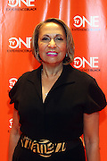 2 February 2011-New York, NY- Cathy Hughes at TV One 2011 Programming Presentation Luncheon held at Cipriani 42nd Street on February 2, 2011 in New York City. Photo Credit: Terrence Jennings/Retna, Ltd