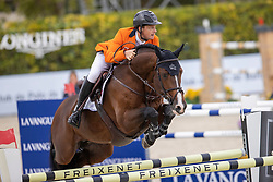 Greve Willem, NED, Carambole<br /> Longines FEI Jumping Nations Cup Final<br /> Barcelona 2021<br /> © Dirk Caremans<br />  03/10/2021