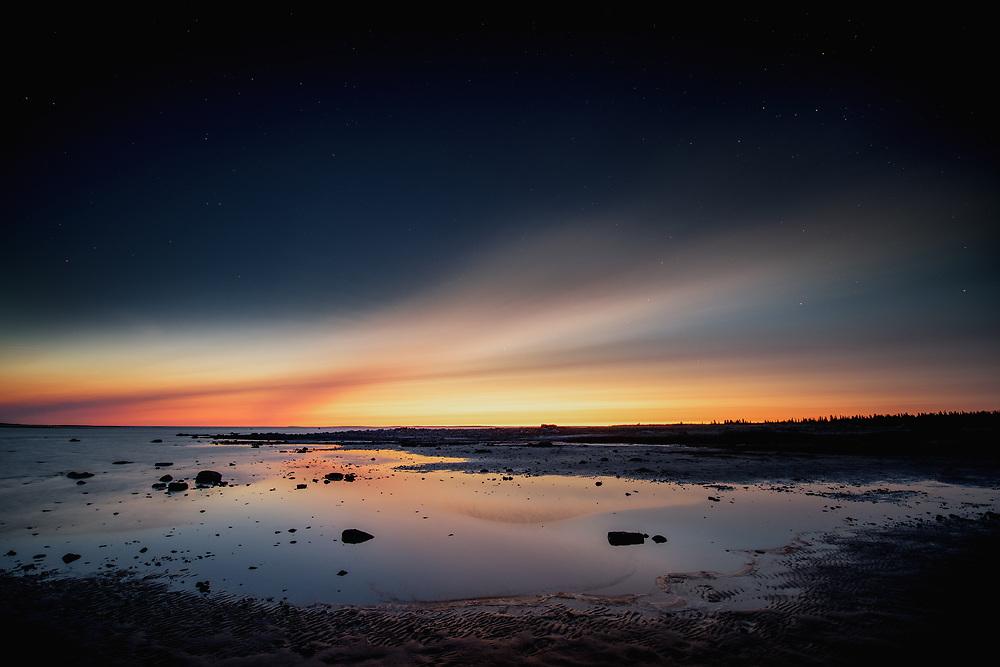 James Bay near Chisasibi, Quebec