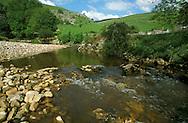 River Swale, near Buckden, Yorkshire