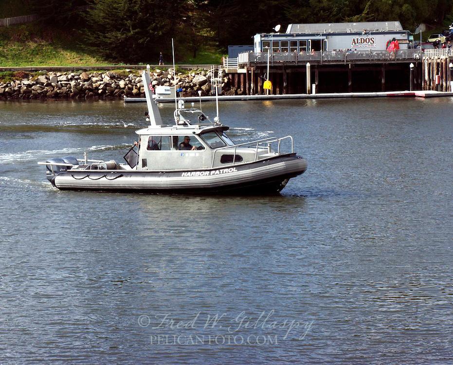 Santa Cruz Harbor Patrol I