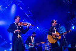 Magnifico during music festival Schengen fest od / 1. August in Vinica, Slovenia.  Photo by Grega Valancic / Sportida