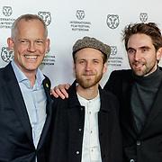 NLD/Rotterdam/20190128- Première Nocturne - IFFR 2019, Bedo Beyer, ......... en producent Erik Glijnis