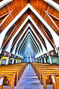 St. Augustine Church in Waikiki, Hawaii.