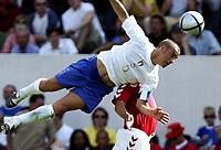 ◊Copyright:<br />GEPA pictures<br />◊Photographer:<br />Dominic Ebenbichler<br />◊Name:<br />Cannavaro<br />◊Rubric:<br />Sport<br />◊Type:<br />Fussball<br />◊Event:<br />Euro 2004, Europameisterschaft, EM, Italien vs Daenemark, ITA vs DEN<br />◊Site:<br />Guimaraes, Portugal<br />◊Date:<br />13/06/04<br />◊Description:<br />Fabio Cannavaro (ITA)<br />◊Archive:<br />DCSDE-130604712C<br />◊RegDate:<br />14.06.2004<br />◊Note:<br />9 MB - KA/KA - Gemaess UEFA keine Nutzungsrechte fuer Mobiltelefone, PDAs und MMS-Dienste - no MOBILE - no PDAs - no MMS