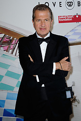 File photo : Mario Testino attending the Love Ball at the Fondation Vuitton as part of the Haute Couture Fall - Winter 2016/2017, Paris Fashion Week on July 06, 2016 in Paris, France. Photographer to the stars Mario Testino is a favourite of the Royal Family but he is facing a stream of sexual misconduct allegations from male models. Fashion brands Burberry and Michael Kors moved quickly to cut ties with him. He had been a front-runner to be the official photographer at the wedding of Prince Harry and Meghan Markle but has been ruled out following the uproar. Photo by Aurore Marechal/ABACAPRESS.COM