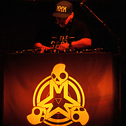 Travis Barker & Mix Master Mike, I Am Music Tour 2011