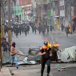 Political protests and social unrest, Honduras