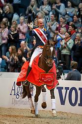 Minderhoud Hans Peter, (NED), Glock's Flirt<br /> Grand Prix Freestyle<br /> Reem Acra FEI World Cup Dressage - Goteborg 2016<br /> © Hippo Foto - Dirk Caremans<br /> 27/03/16
