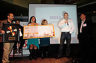 EO Boston hosted a shark tank like event for their entrepreneurs with special guest Daymond John