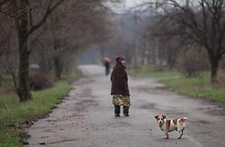 Street scene in Debalseve