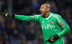 Watford goalkeeper Heurelho Gomes