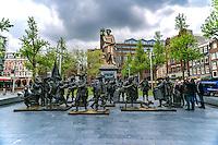 The Night Watch - Rembrandtplein (Rembrandt Square)