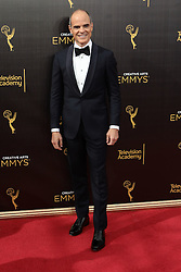 . Michael Kelly  attends  2016 Creative Arts Emmy Awards - Day 1 at  Microsoft Theater on September 10th, 2016  in Los Angeles, California.Photo:Tony Lowe/Globephotos