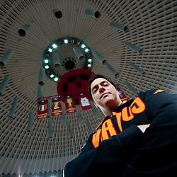 20110119: ITA, Basketball - Practice session of Lottomatica Roma