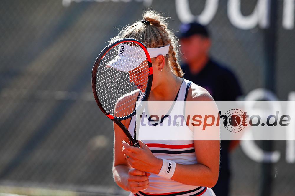 Anna Klaasen (GER) - WTO Wiesbaden Tennis Open - ITF World Tennis Tour 80K, 23.9.2021, Wiesbaden (T2 Sport Health Club), Deutschland, Photo: Mathias Schulz