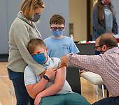 Teen Covid-19 Vaccination Clinic