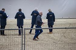 Van De Lageweg Wiebe Yde<br /> KWPN Hengstenkeuring 2021<br /> © Hippo Foto - Dirk Caremans<br />  02/02/2021