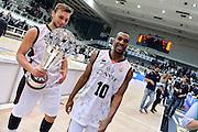 DESCRIZIONE : Trento Beko All Star Game 2016<br /> GIOCATORE : Stefano Tonut Mike Green<br /> CATEGORIA : Ritratto Esultanza Postgame<br /> SQUADRA : Cavit All Star Team<br /> EVENTO : Beko All Star Game 2016<br /> GARA : Dolomiti Energia All Star Team - Cavit All Star Team<br /> DATA : 10/01/2016<br /> SPORT : Pallacanestro <br /> AUTORE : Agenzia Ciamillo-Castoria/L.Canu