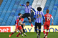 Elias Kachunga during the EFL Sky Bet Championship match between Sheffield Wednesday and Millwall at Hillsborough, Sheffield, England on 7 November 2020.
