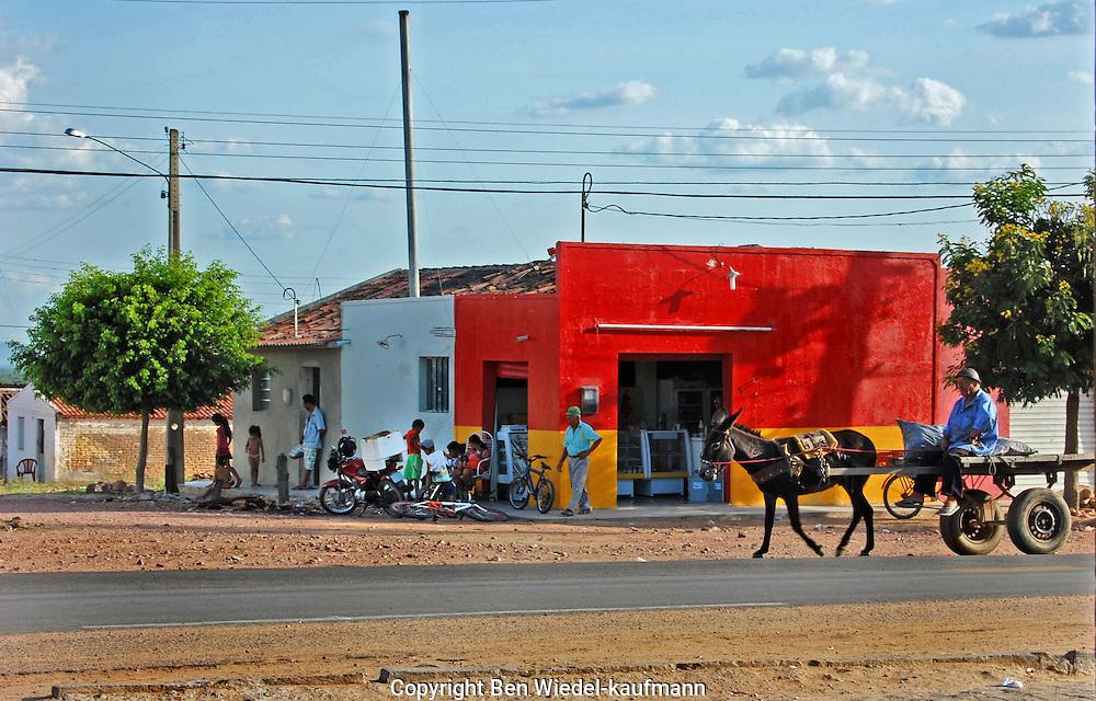 The city of  Ibimirim in reagon of Sertão state of  Pernambuco