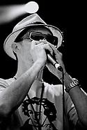 Ian Brown, V2002, Hylands Park, Chelmsford, Essex, Britain - 17 August 2002