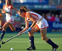 ALKMAAR - LIDEWIJ WELTEN, dinsdag tijdens het vierlandentoernooi Rabo Trophy 2010 hockey in Alkmaar  tussen Nederland en China (3-2).  ANP KOEN SUYK