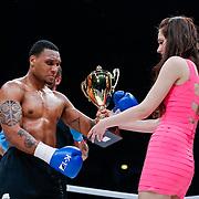 CRO/Zagreb/20130315- K1 WGP Finale Zagreb, Jason Wilnis wint zijn Super Fight