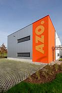 industriegebouw AZO. Antwerpen