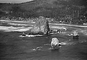 Ackroyd 01751-46. Cannon Beach, Oregon. September 13, 1949.