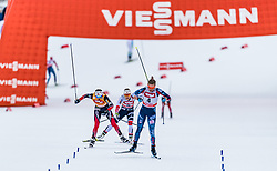 28.01.2018, Seefeld, AUT, FIS Weltcup Langlauf, Seefeld, FIS Weltcup Langlauf, 10 km Sprint, Damen, im Bild Heidi Weng (NOR) // Heidi Weng of Norway during ladie's 10 km sprint of the FIS cross country world cup in Seefeld, Austria on 2018/01/28. EXPA Pictures © 2018, PhotoCredit: EXPA/ Stefan Adelsberger