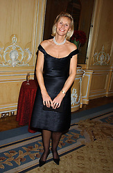 CAROLYN WATERS at the Cartier Racing Awards held at the Four Seasons Hotel, Hamilton Place, London W1 on 16th November 2005.<br /><br />NON EXCLUSIVE - WORLD RIGHTS