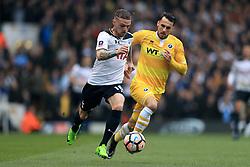 Tottenham Hotspur's Kieran Trippier in action