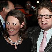 NLD/Apeldoorn/20080119 - Verjaardag Pr. Margriet 65 jaar, Prins Bernhard jumior en prinses Annet Sekreve